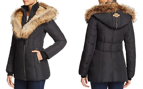 Mackage Akiva Fur-Trim Short Down Jacket - Bloomingdale's_2
