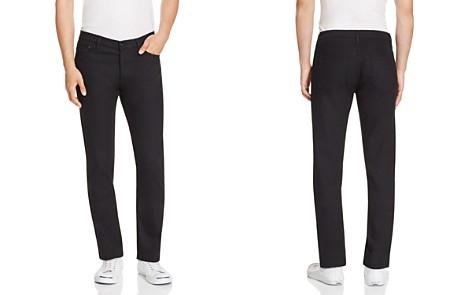 The Kooples Brut Regular Fit Jeans in Black - Bloomingdale's_2