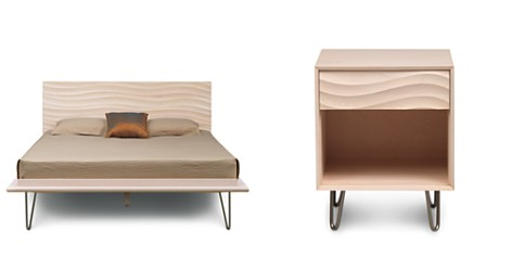 Bloomingdale's Artisan Collection Wave Bedroom Collection_2