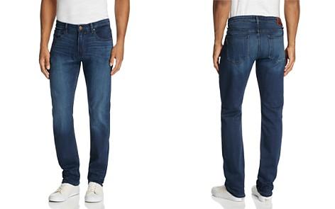PAIGE Transcend Federal Slim Fit Jeans in Blakely - Bloomingdale's_2