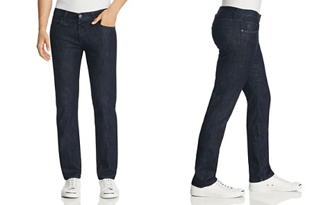 J Brand Kane Straight Fit Jeans in Hirsch - Bloomingdale's_2