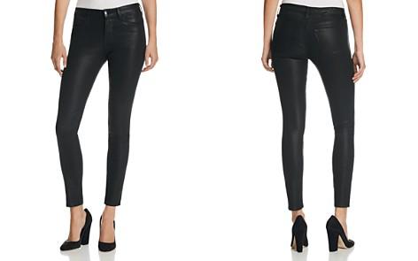 J Brand 620 Mid Rise Super Skinny Jeans in Fearless - Bloomingdale's_2