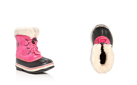 Sorel Girls' Yoot Pac Nylon Cold Weather Boots - Toddler, Little Kid - Bloomingdale's_2