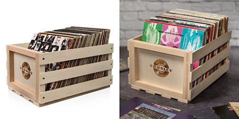 Crosley Record Storage Crate - Bloomingdale's_2
