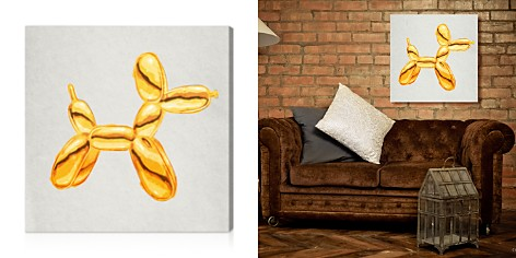 Oliver Gal Balloon Dog Lux Wall Art - Bloomingdale's_2