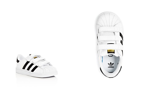 Adidas Unisex Superstar Triple Strap Sneakers - Walker, Toddler - Bloomingdale's_2