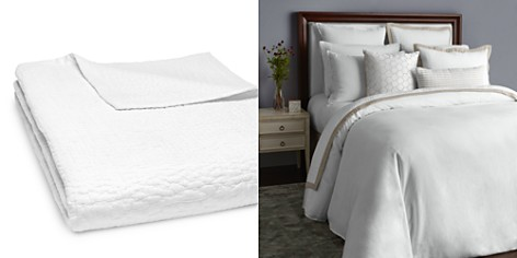 Oake Linen Quilted Collection - 100% Exclusive - Bloomingdale's_2
