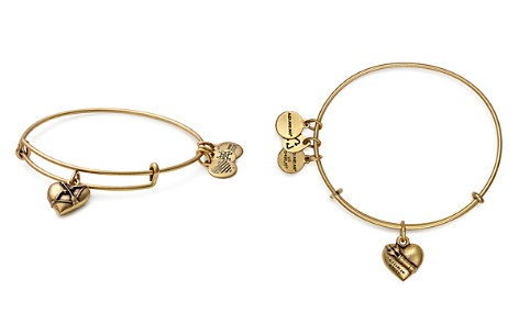 Alex and Ani Cupid's Heart Charm Expandable Wire Bangle - Bloomingdale's_2