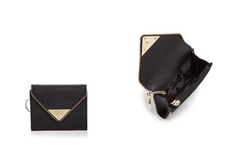 Rebecca Minkoff Molly Metro Saffiano Leather Card Case - Bloomingdale's_2