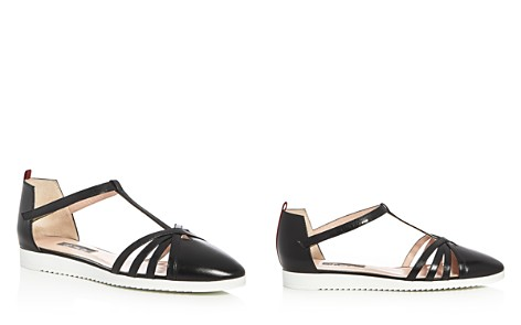 SJP by Sarah Jessica Parker Meteor T-Strap Flats - Bloomingdale's_2