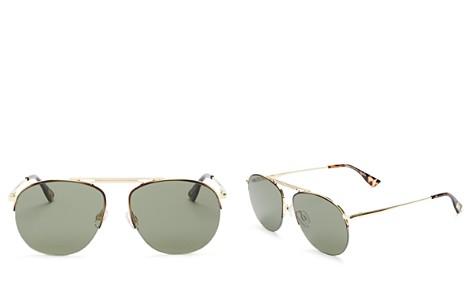 Le Specs Men's Liberation Aviator Sunglasses, 57mm - Bloomingdale's_2