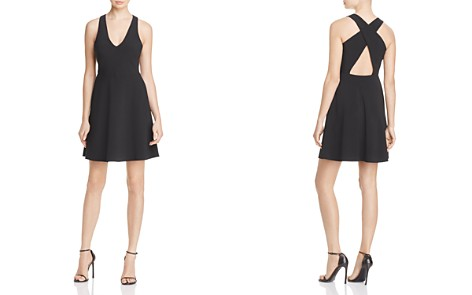 Cooper & Ella Rafaela Cross-Back Dress - Bloomingdale's_2