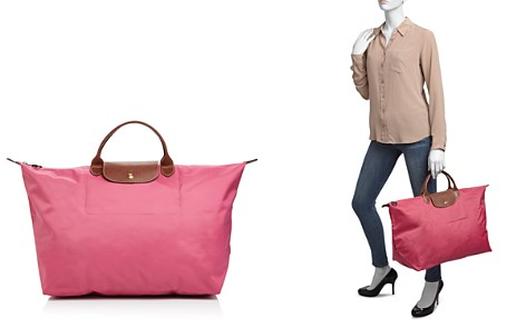 Longchamp Le Pliage Nylon Weekender - Bloomingdale's_2
