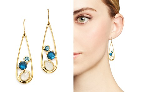 IPPOLITA 18K Yellow Gold Rock Candy® Multi Stone Doublet Drop Earrings in Raindrop - Bloomingdale's_2