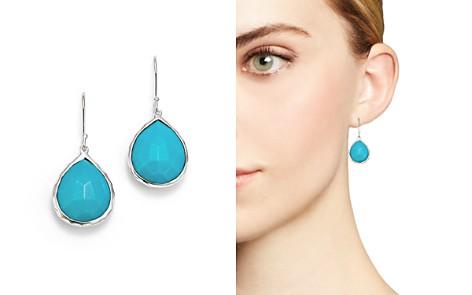 Ippolita Small Turquoise Teardrop Earrings Bloomingdale S 2