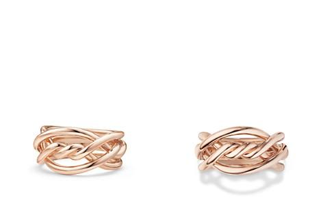 David Yurman Continuance Ring in 18K Rose Gold - Bloomingdale's_2