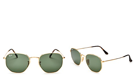 Ray-Ban Unisex Square Sunglasses, 59mm - Bloomingdale's_2