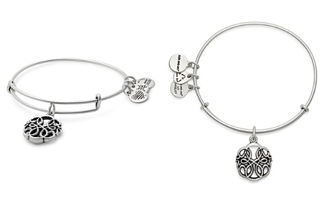 Alex and Ani Path of Life Expandable Wire Bangle - Bloomingdale's_2