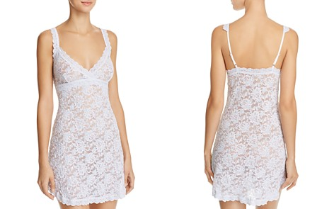 Hanky Panky Cross-Dye Signature Lace Chemise - Bloomingdale's_2