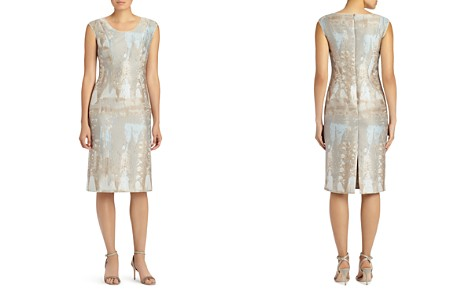 Lafayette 148 New York Welma Jacquard Dress - Bloomingdale's_2