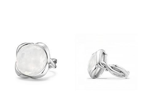 David Yurman Continuance Ring with Moon Milky Quartz, 20mm - Bloomingdale's_2