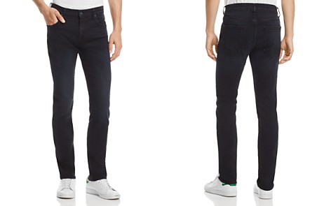 Seven for All Mankind Paxtyn Skinny Fit Jeans in Stockholme - Bloomingdale's_2
