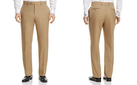 Hart Schaffner Marx Basic New York Classic Fit Dress Pants - Bloomingdale's_2