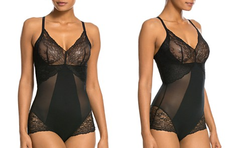 SPANX® Spotlight On Lace Bodysuit - Bloomingdale's_2