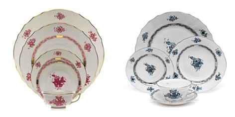 Herend Chinese Bouquet Dinnerware Collection - Bloomingdale's_2