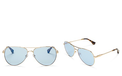 Sonix Lodi Aviator Sunglasses, 62mm - 100% Exclusive - Bloomingdale's_2
