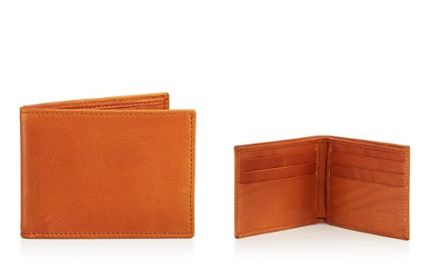 The Men's Store at Bloomingdale's Smooth Leather Bifold Wallet - 100% Exclusive_2