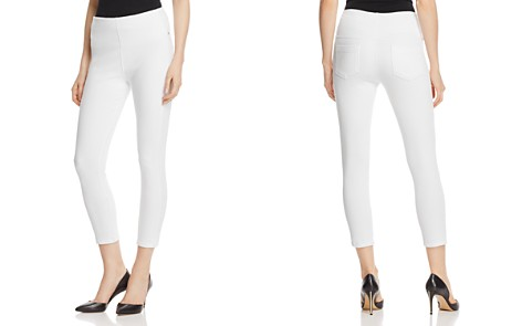 Lyssé Toothpick Crop Denim Leggings - Bloomingdale's_2