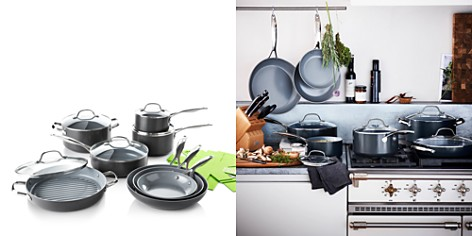 GreenPan Valencia Pro 13-Piece Cookware Set + Bonus - 100% Exclusive - Bloomingdale's_2