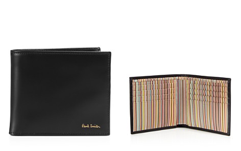 Paul Smith Inner Multistripe Wallet - Bloomingdale's_2