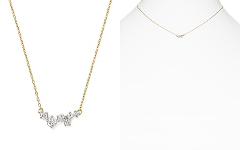 "Adina Reyter 14K Yellow Gold Scattered Diamond Necklace, 15"" - Bloomingdale's_2"