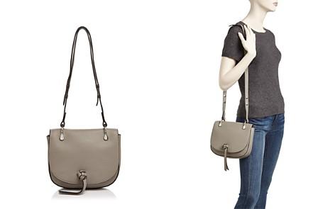 Elizabeth and James Zoe Leather Saddle Bag - 100% Exclusive - Bloomingdale's_2