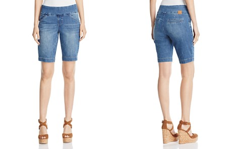 JAG Jeans Ainsley Bermuda Shorts in Weathered Blue - Bloomingdale's_2