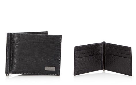 Salvatore Ferragamo Revival Leather Bifold Wallet with Money Clip - Bloomingdale's_2