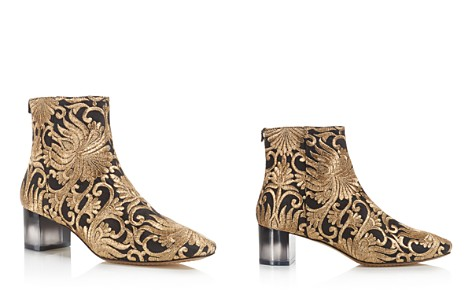 Tory Burch Carlotta Embroidered Booties - Bloomingdale's_2