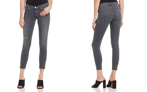 Hudson Krista Ankle Skinny Jeans in Stormy Horizon - 100% Exclusive - Bloomingdale's_2