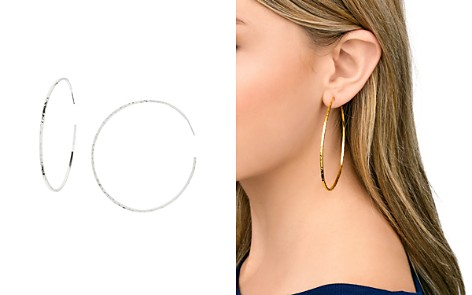 Gorjana Taner Extra Large Hoop Earrings - Bloomingdale's_2