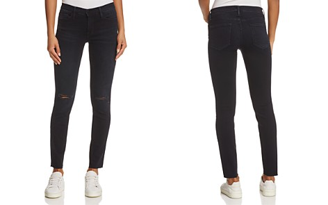 FRAME Le Skinny de Jeanne Jeans in Manor Boulevard - 100% Exclusive - Bloomingdale's_2