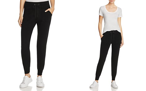 C by Bloomingdale's Cashmere Jogger Pants - 100% Exclusive _2
