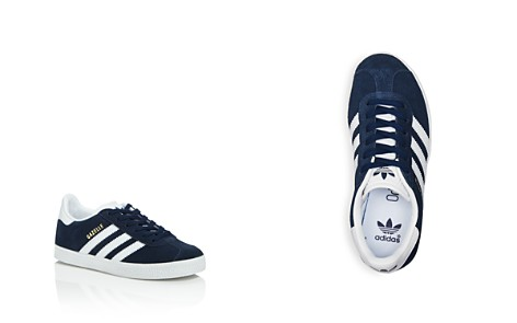 Adidas Unisex Gazelle Suede Lace Up Sneakers - Toddler, Little Kid - Bloomingdale's_2