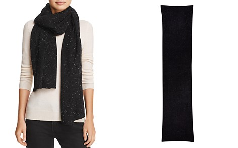 C by Bloomingdale's Donegal Cashmere Scarf - 100% Exclusive_2