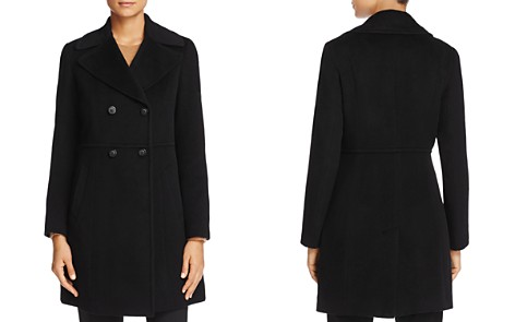 Cole Haan Double-Breasted Notched Collar Coat - Bloomingdale's_2