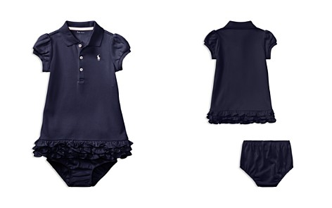 Ralph Lauren Girls' Cupcake Dress & Bloomers Set - Baby - Bloomingdale's_2