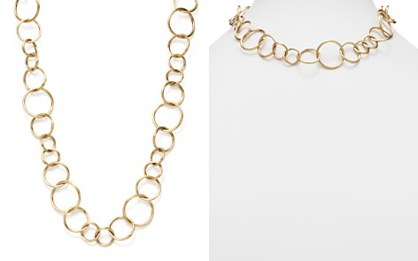 """Marco Bicego 18K Yellow Gold Luce Link Necklace, 17"""" - 100% Exclusive - Bloomingdale's_2"""