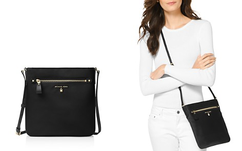 MICHAEL Michael Kors Kelsey Large Nylon Crossbody - Bloomingdale's_2