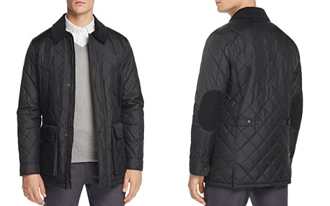 Cole Haan Quilted Elbow-Patch Jacket - Bloomingdale's_2